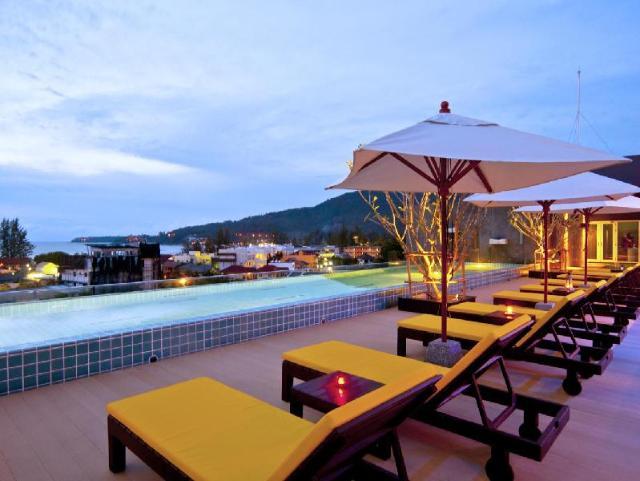 ราทาน่า อพาร์ท-โฮเต็ล แอท กมลา – Ratana Apart-Hotel at Kamala