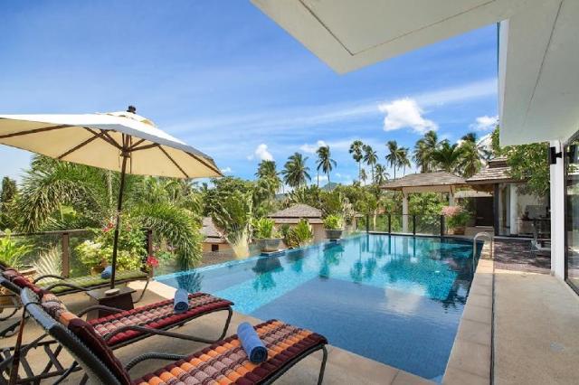 Dhevatara Residence Villa 7 -Sea view, 4 Bedroom – Dhevatara Residence Villa 7 -Sea view, 4 Bedroom