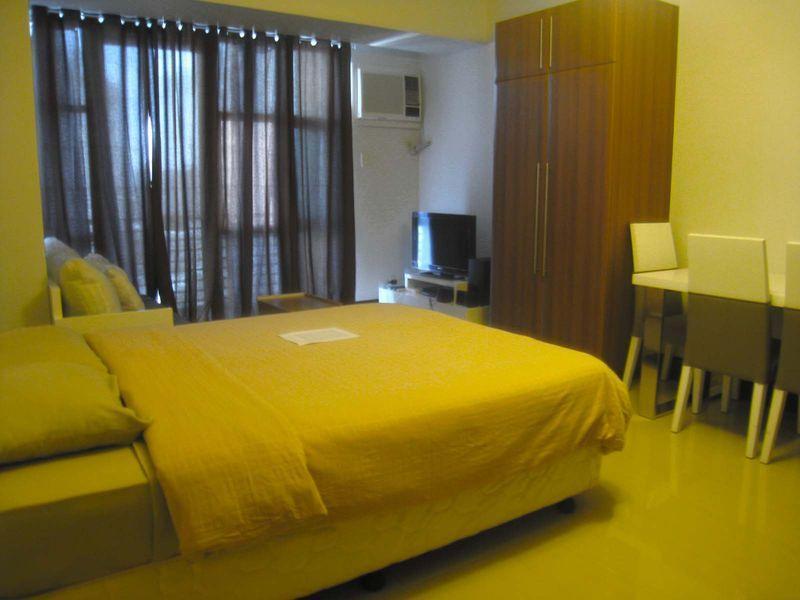 One Livable Area In Greenbelt Excelsior Condominium