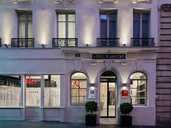 Best Western Premier Faubourg 88 Paris