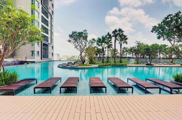 Resort Apartment at D2- 15' to City Center Ho Chi Minh City
