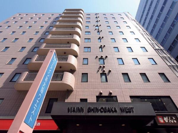 VIA INN Shin-Osaka West Osaka