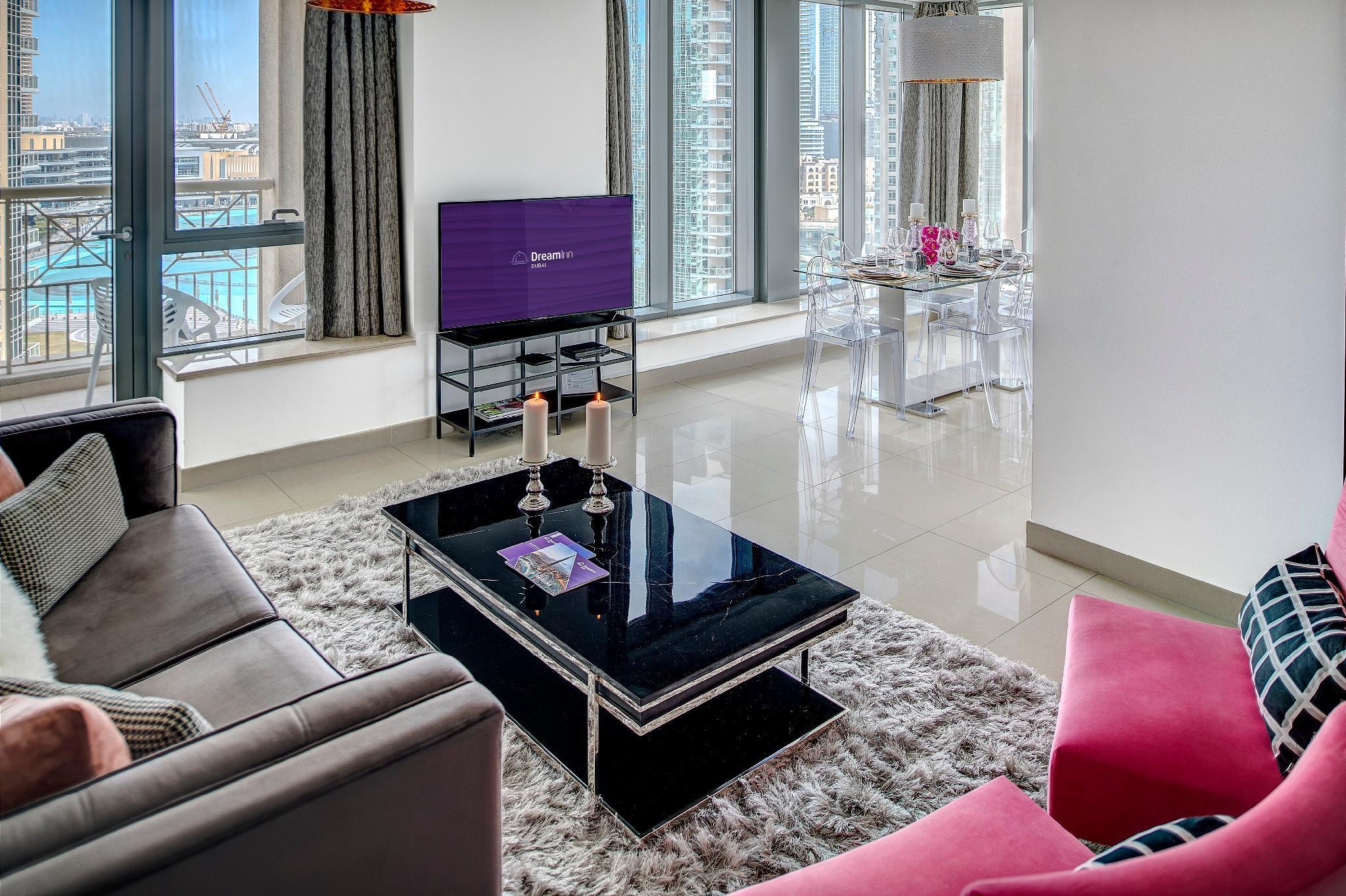 Dream Inn Dubai 2BR Apartment   29 Boulevard
