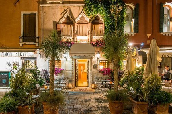 Hotel Santo Stefano Venice