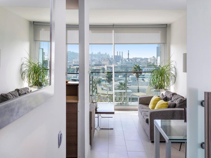 Luxury Aircon Beach Apartment Barcelona