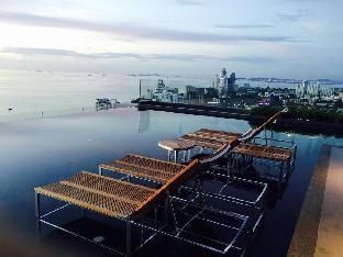 Centric Sea Pattaya Condominuim, Pattaya, Sea view