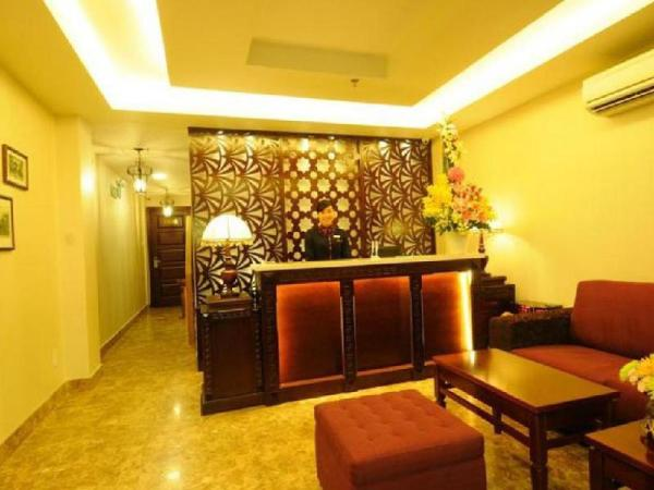 Asian Ruby Boutique Hotel Ho Chi Minh City