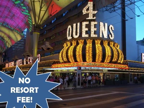 Four Queens Hotel Las Vegas Reservations