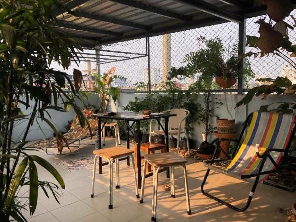 Jeesnail Guesthouse Bangkok