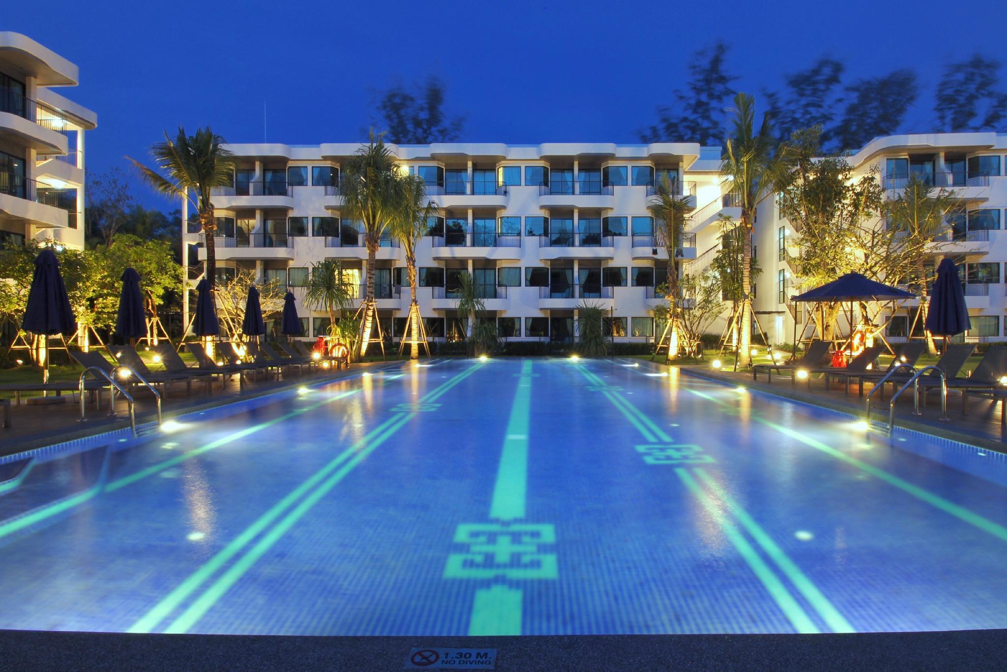 Holiday Inn Express Krabi Ao Nang Beach ฮอลิเดย์อินน์ เอ็กซ์เพรส กระบี่ หาดอ่าวนาง
