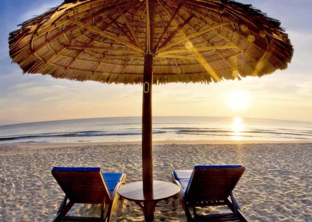 OCEAN BEACH Vip Villa 5* Beach Front Private Pool
