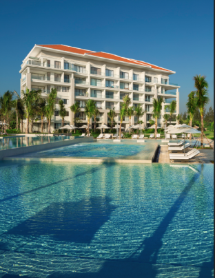 Amazing Suites in 5*Resort with pools and  beach