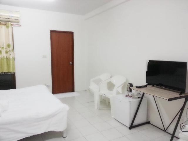 อพาร์ตเมนต์ 1 ห้องนอน 1 ห้องน้ำส่วนตัว ขนาด 32 ตร.ม. – สนามบินสุวรรณภูมิ – BED & FLY