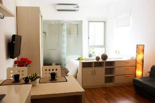 Tran Suites 402 Serviced Studio Free Basic Laundry