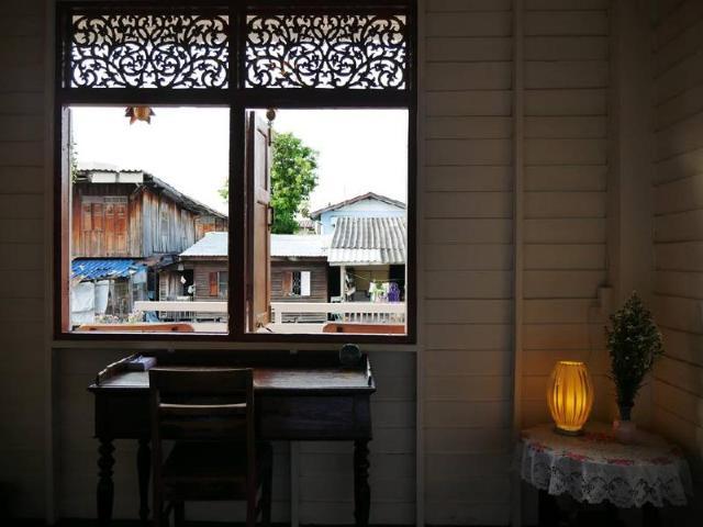 บ้าน 2 ห้องนอน 1 ห้องน้ำส่วนตัว ขนาด 80 ตร.ม. – ธนบุรี – Canal House Bangkok boutique hotel