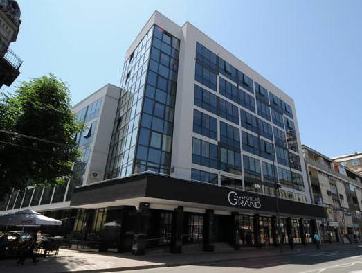 New City Hotel And Restaurant Nis