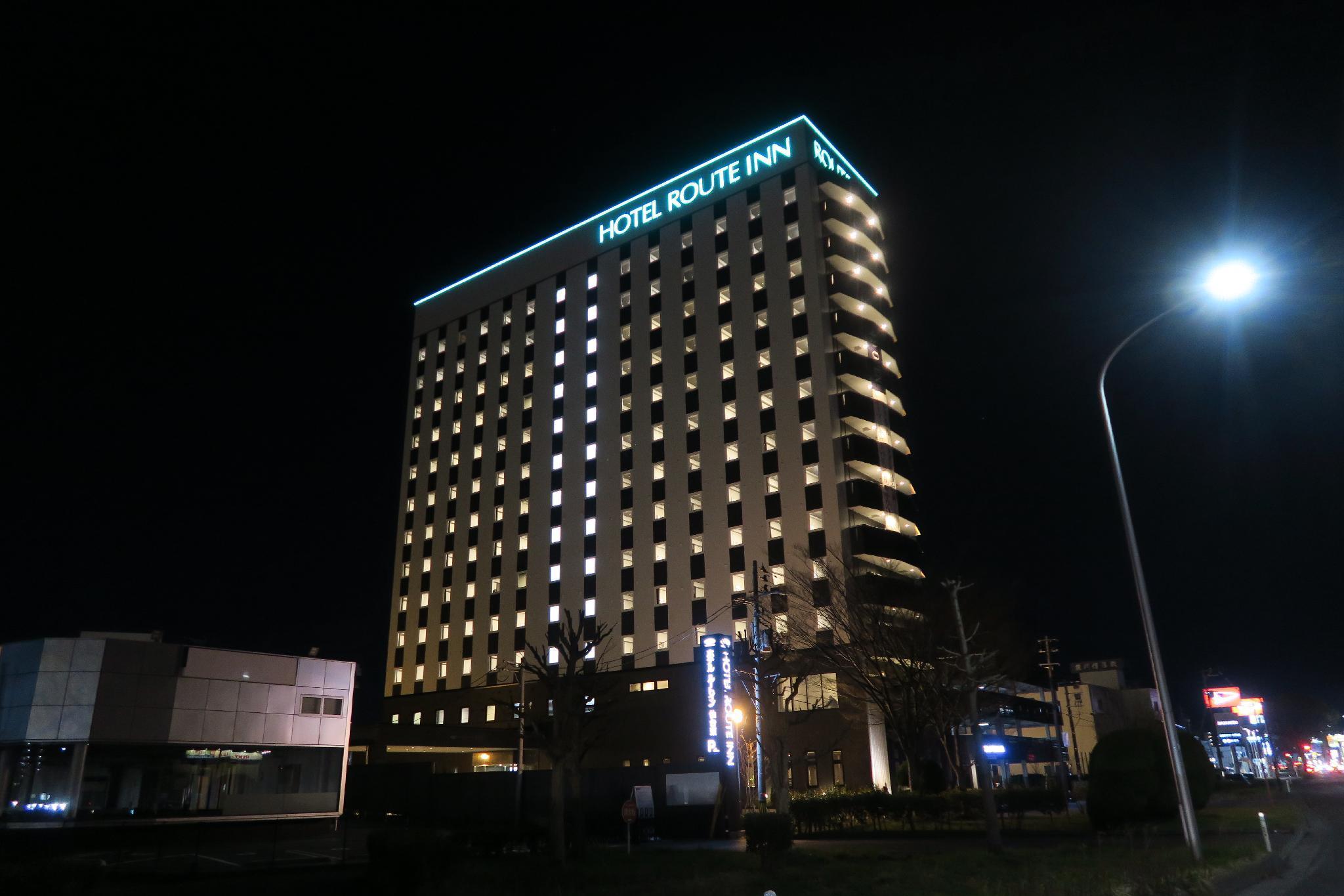 Hotel Route Inn Sendai Higashi