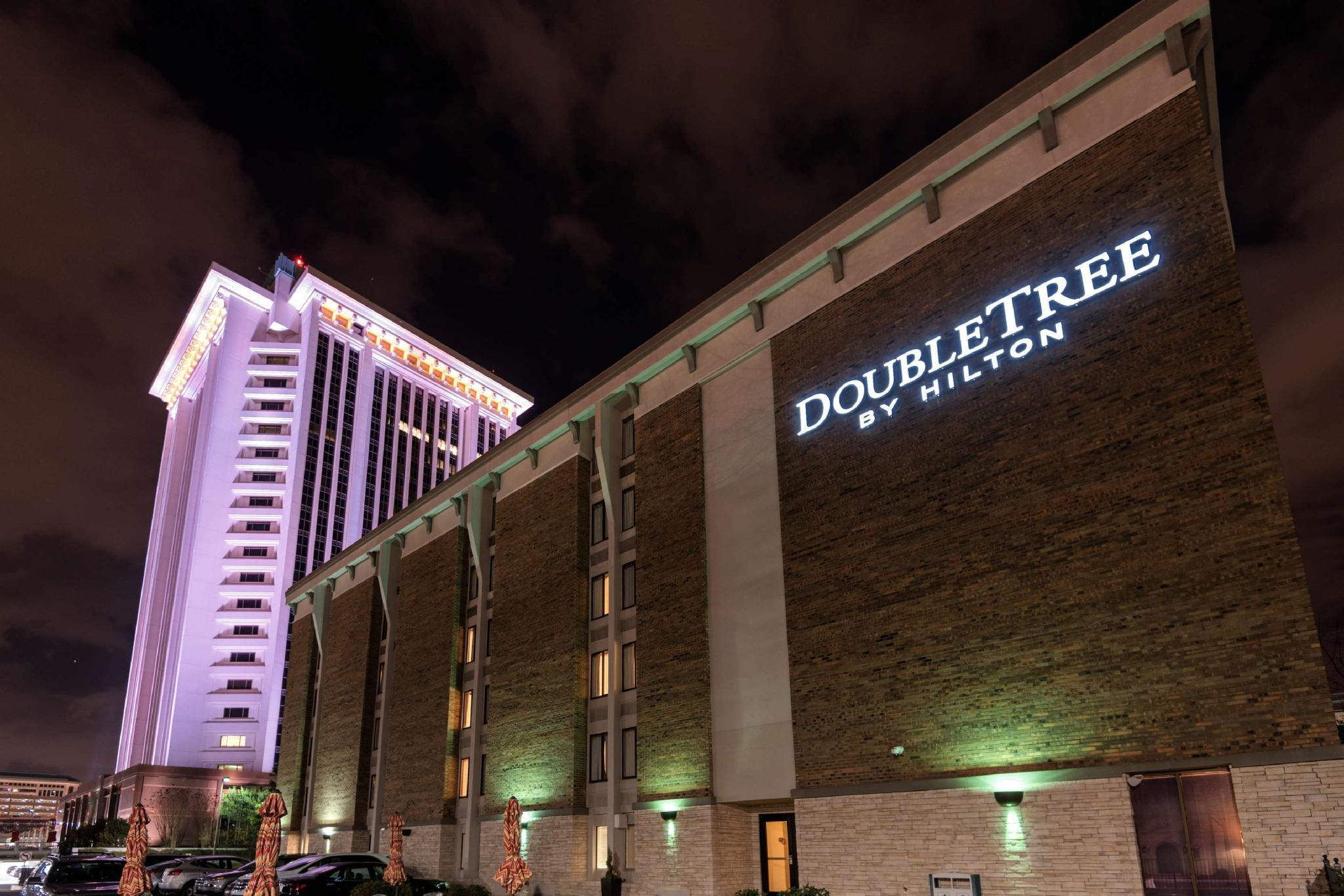 Doubletree by Hilton Hotel Montgomery Downtown Montgomery