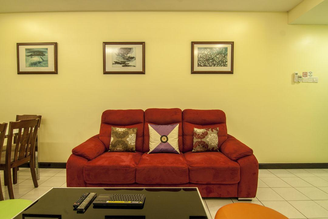 PWTC Bistari Service Apartment
