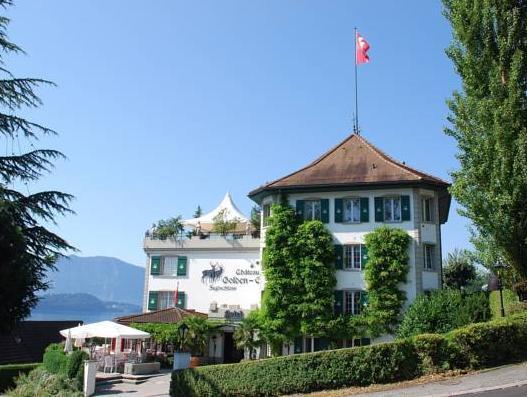 Jagd Schloss   Swiss Chalet Merlischachen