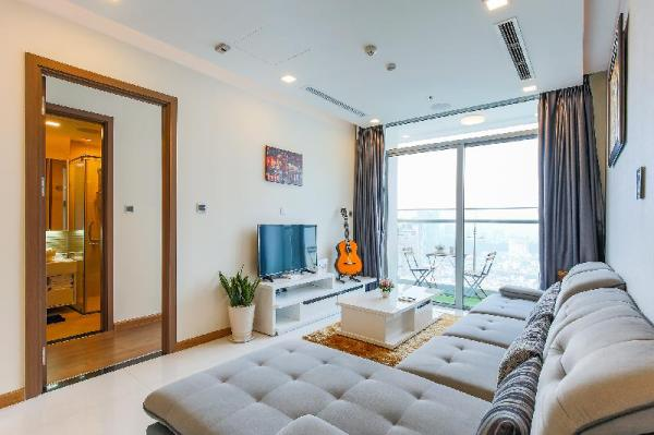 Luxurious Sky-View Gateway | LuLuHomes Apartments Ho Chi Minh City