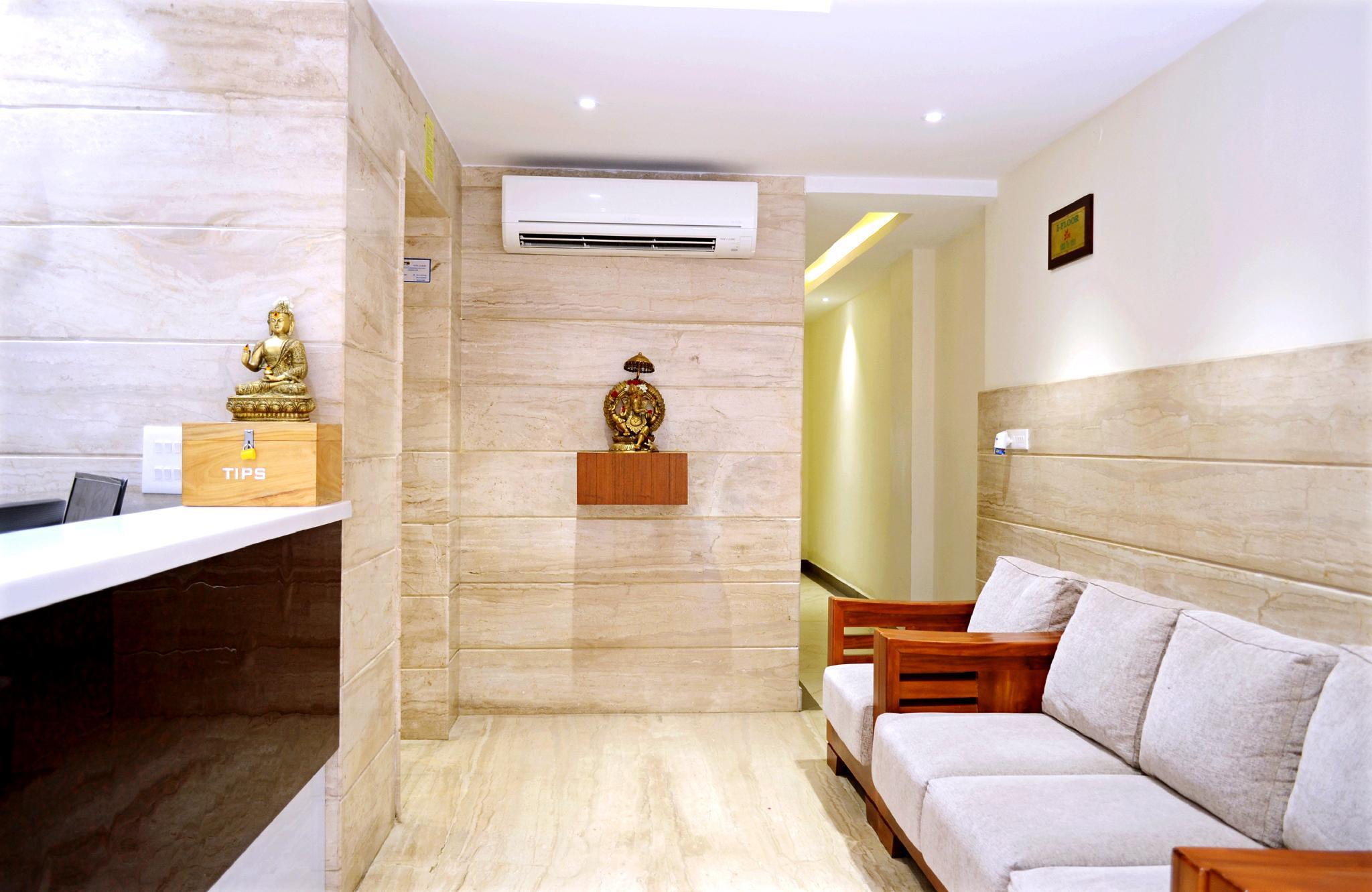 TR Residency