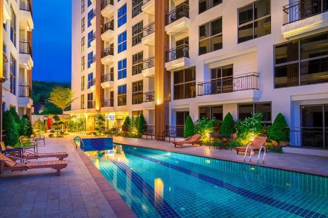 City Graden Pratumnak 1 Bed Stuido Pratumnak Hill Pattaya 07 – City Graden Pratumnak 1 Bed Stuido Pratumnak Hill Pattaya 07