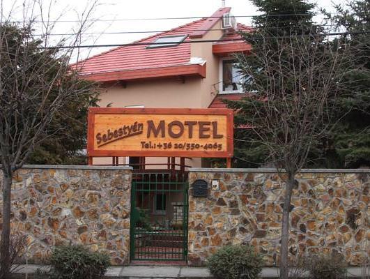 Sebestyen Motel Apartmanhaz