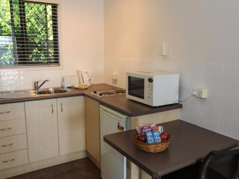 Review Central Studio Accommodation