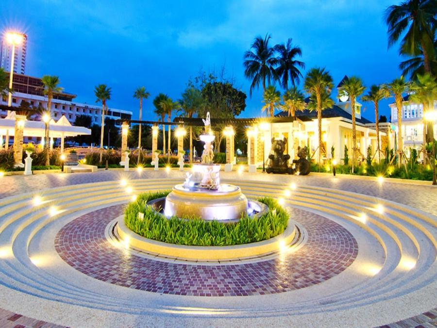 Ambassador City Jomtien Pattaya - Ocean Wing แอมบาสซาเดอร์ ซิตี้ จอมเทียน พัทยา - โอเชียนวิง
