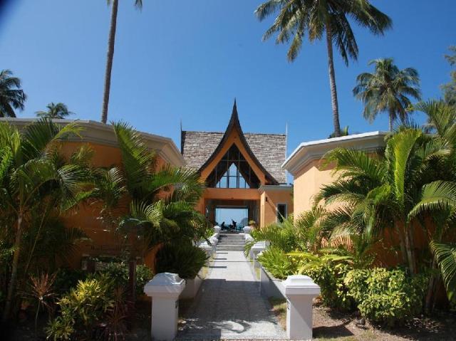 บีช ไอส์แลนด์ วิลลา – Beach Island Villa