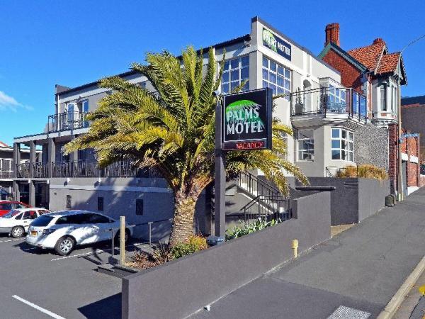 Dunedin Palms Motel Dunedin
