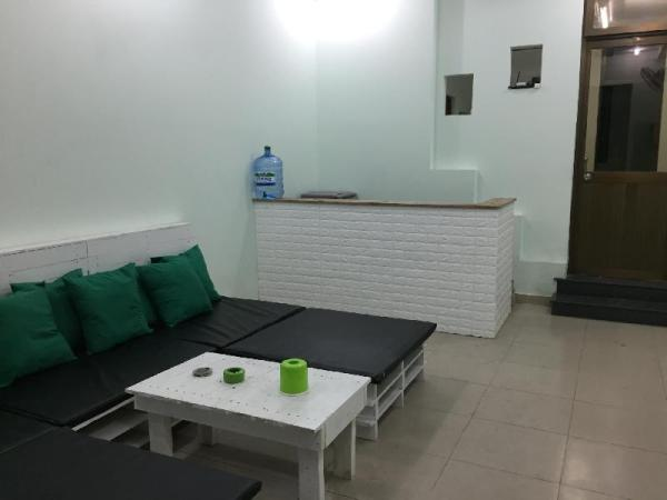 The Escape Home and Hostel Ho Chi Minh City