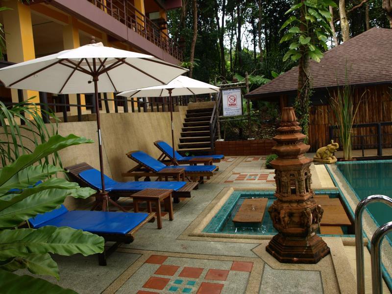 baan krating khao lak resort