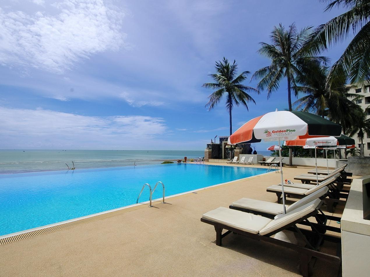 Golden Pine Beach Resort โกลเด้น ไพน์ บีช รีสอร์ท