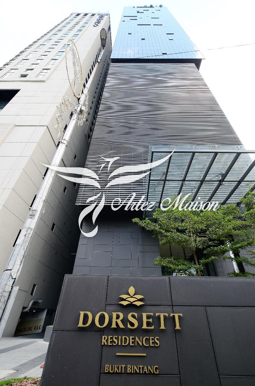 Dorsett Residences Bukit Bintang @ Artez Maison