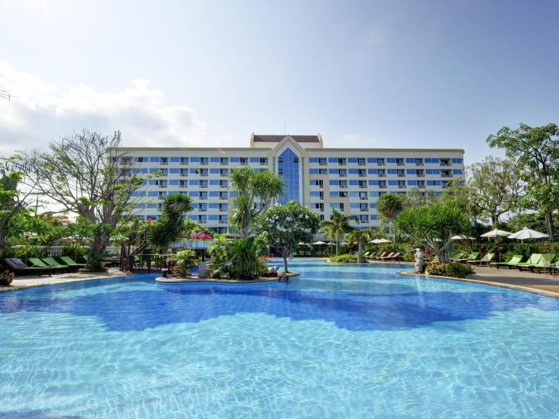Jomtien Garden Hotel & Resort จอมเทียน การ์เดน โฮเต็ล แอนด์ รีสอร์ท