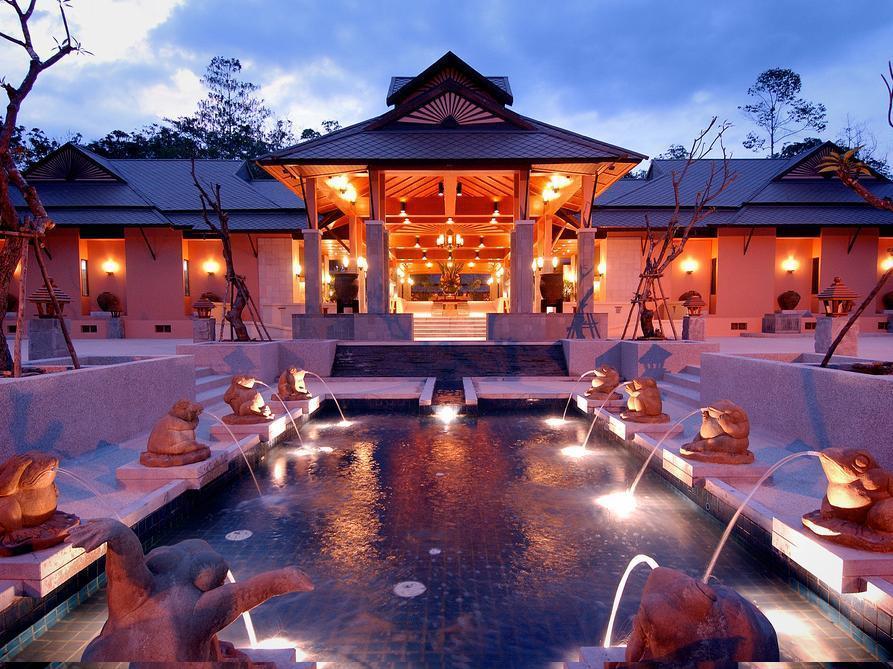 Khaolak Merlin Resort เขาหลัก เมอร์ลิน รีสอร์ท