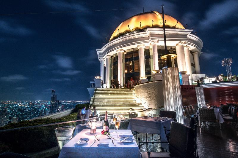 The Dome At Lebua