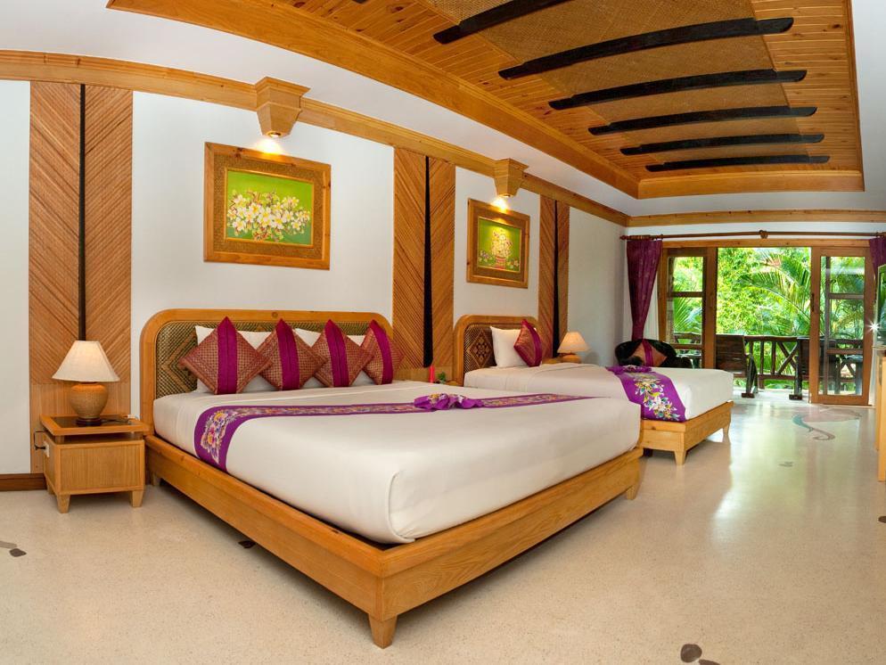 Somkiet Buri Resort สมเกียรติบุรี รีสอร์ท แอนด์ สปา