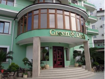 Green Deck Boutique Hotel