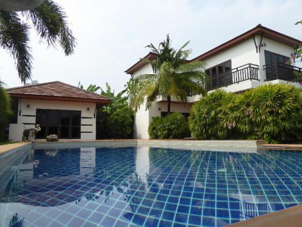 Tropicana Beach Villa at Vip Chain Resort Rayong