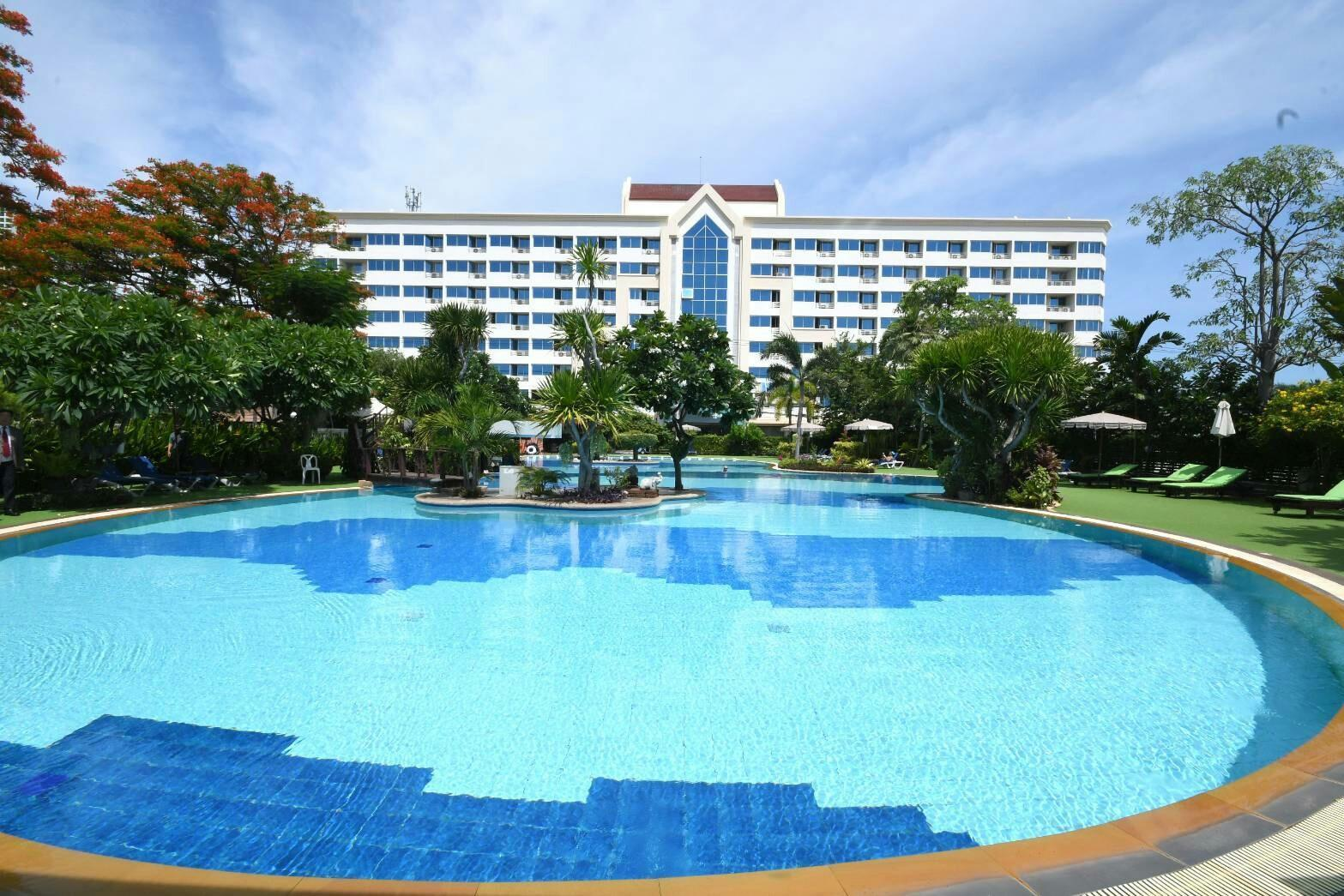 Jomtien Garden Hotel And Resort