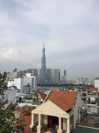 Nice 1 bedroom apartment for rent in Thao Dien Ho Chi Minh City