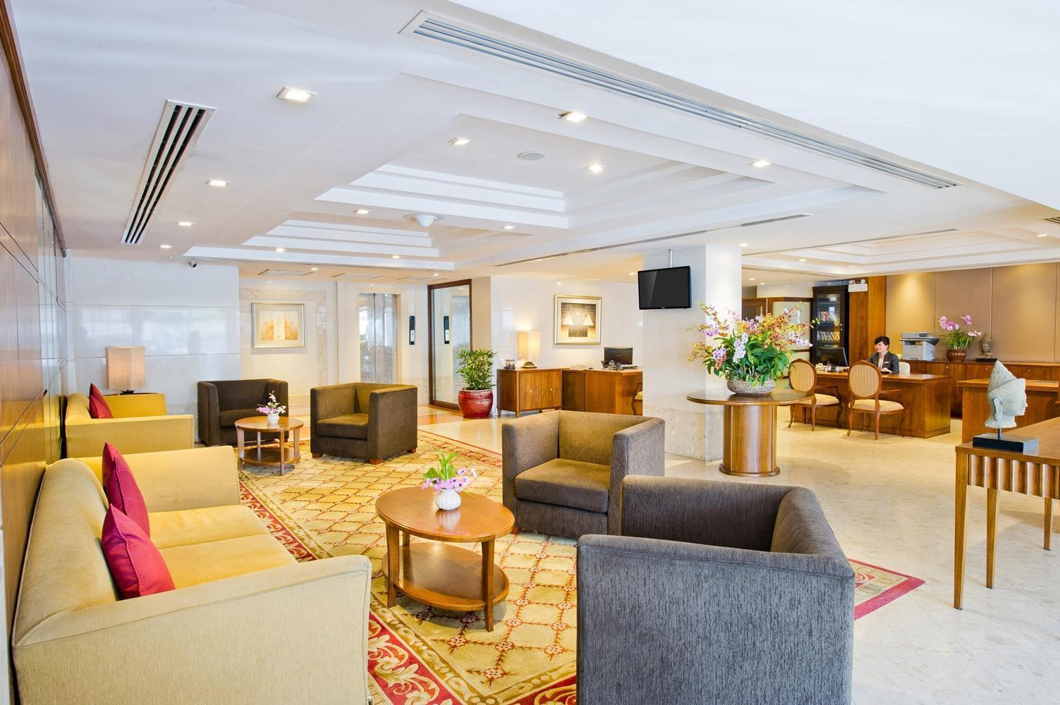 Royal President Hotel โรงแรมรอยัล เพรสซิเดนท์