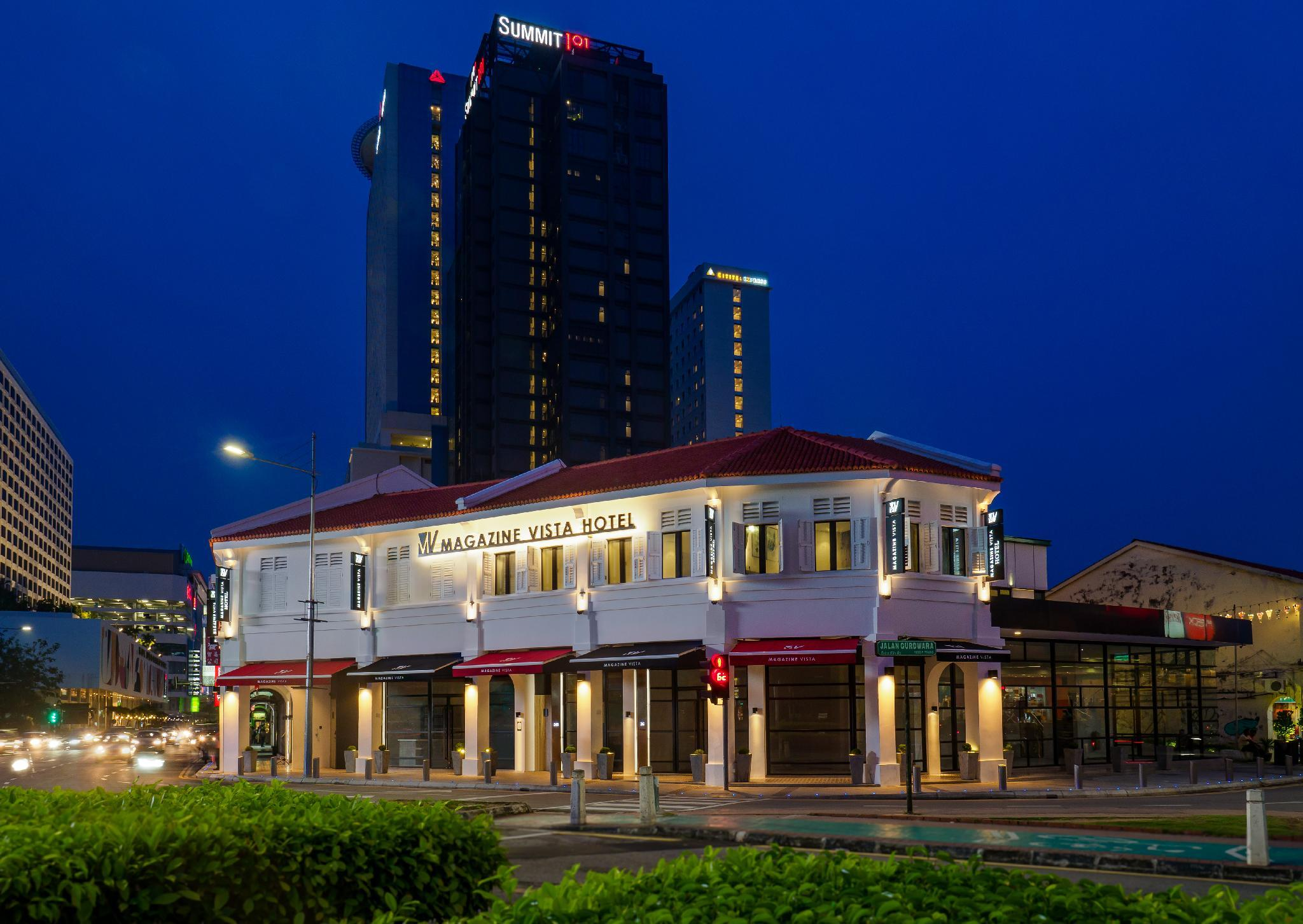 Magazine Vista Hotel By PHC