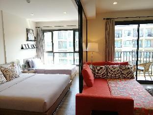 [チャアム ビーチフロント]アパートメント(41m2)| 1ベッドルーム/1バスルーム Rain Cha-am Pool view #6th floor by Obbset