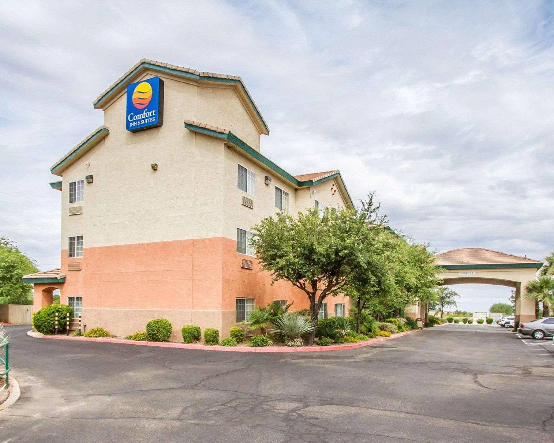 Comfort Inn And Suites Tucson