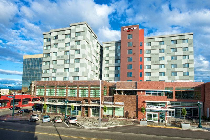 Courtyard Seattle Everett Downtown