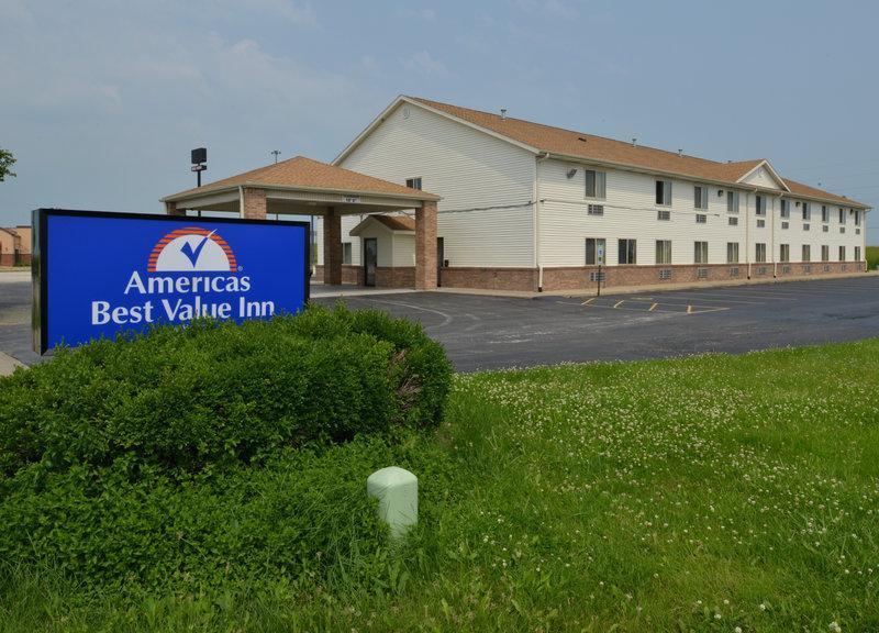 Americas Best Value Inn Wenona